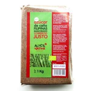 Azúcar de caña Mascobado ecológico - 1 kg