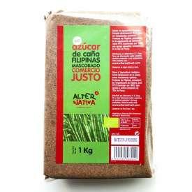Azúcar de caña Mascobado. Ecológico - 1 kg.