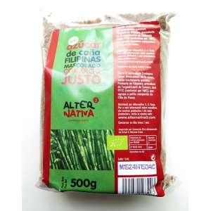 Azúcar de caña Mascobado ecológico - 500 g