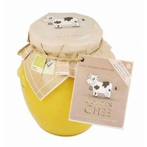 Ghee (manteca cocida de vaca) ecológico - 300 g