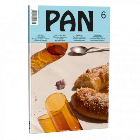 Revista PAN - número 6 - Otoño 2018