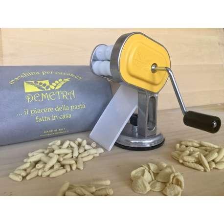 Máquina para pasta casera de trigo duro