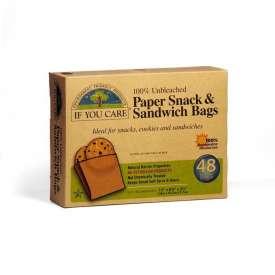 Bolsas de papel sandwich y otros alimentos