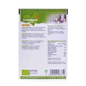 Levadura para pan ecológica - 7 g