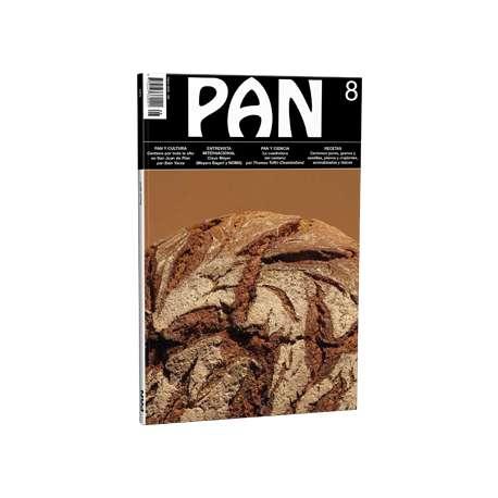 Revista PAN - número 8 - Otoño 2019