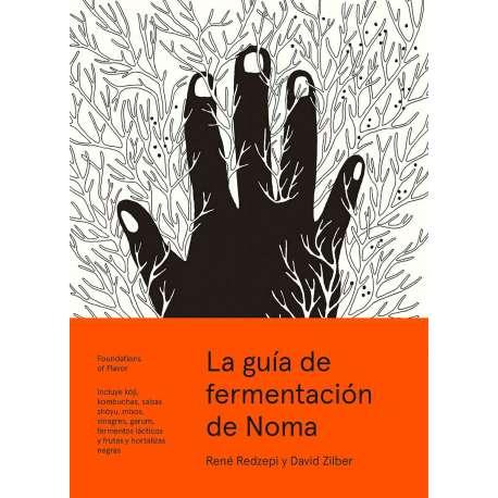 La gúia de fermentación de Noma