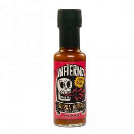 Salsa del infierno - 125 ml