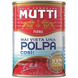 Tomate triturado Mutti - 400