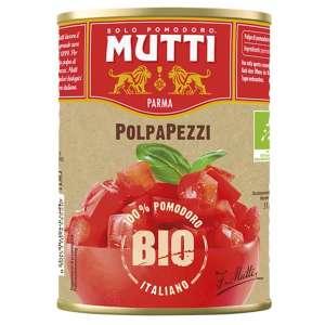 Pulpa de tomate troceada BIO - 400 g