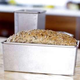 Molde para pan inglés (grande) 1 kilo