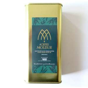 Aceite de oliva virgen extra ecológico de Alhaurín - 500 ml