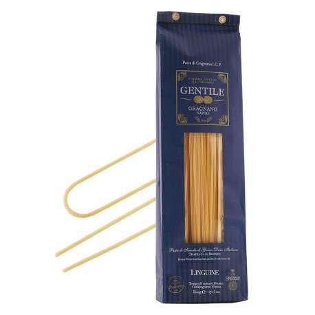 """Linguine con denominación """"Pasta di Gragnano"""" - 500 g"""