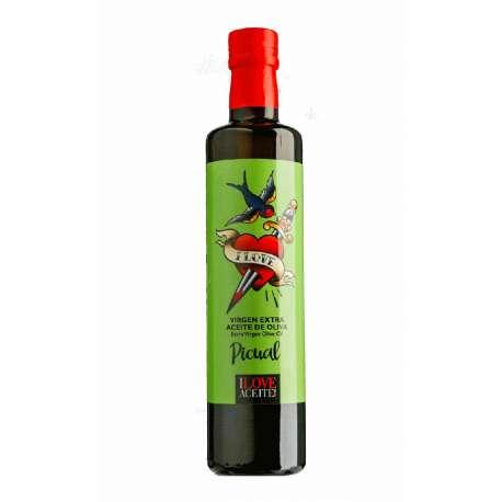 Aceite de oliva virgen extra - I love Aceite Picual - 500 ml