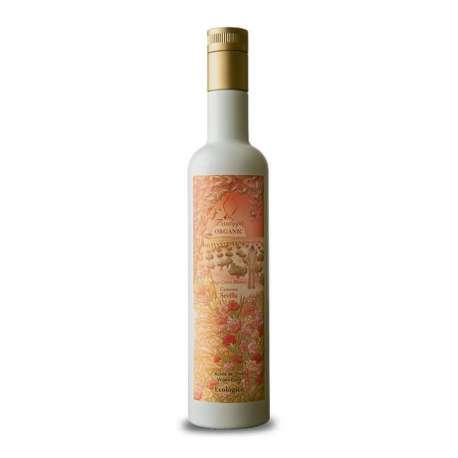AOVE ecológico Manzanilla y Arbequina Basilippo - 500 ml