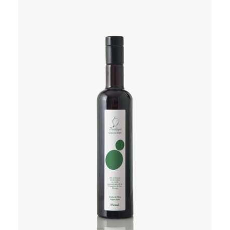Aceite de oliva virgen extra Picual Selección Basilippo- 500 ml