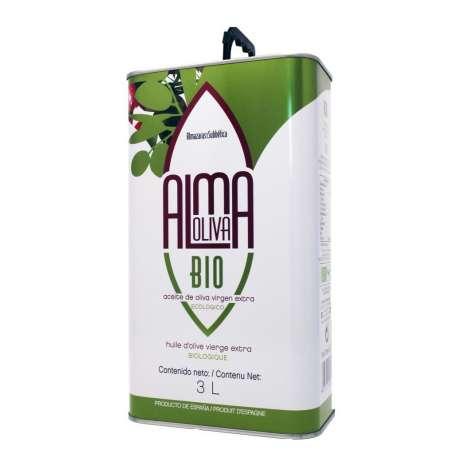 Aceite de oliva virgen extra Alma Bio