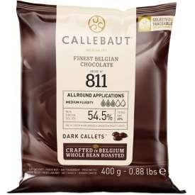 Cobertura Chocolate Callebaut 54,5%