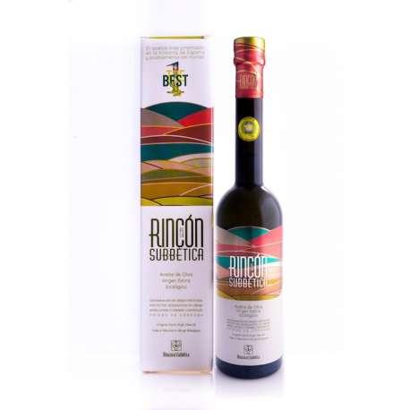 Aceite de oliva ecológico Rincón Subbetica BIO - 500 ml