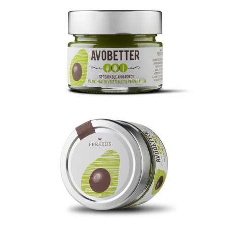 Crema de aguacate untable ecológica - 100 g