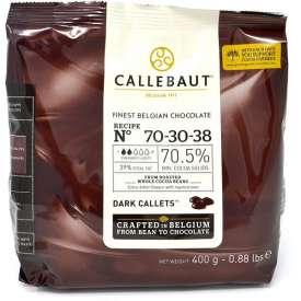 Cobertura Chocolate Negro Callebaut 70,5% 400g