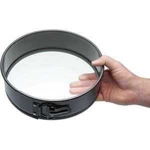 Molde ajustable con base de vidrio - 25 cm diámetro