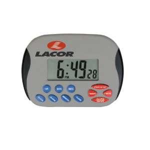Reloj digital de cocina con alarma