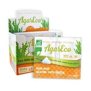 Agar-agar ecológico - 2 sobres x 4 g