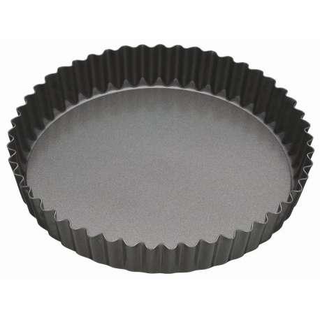 Molde rizado con base extraíble - 25 cm