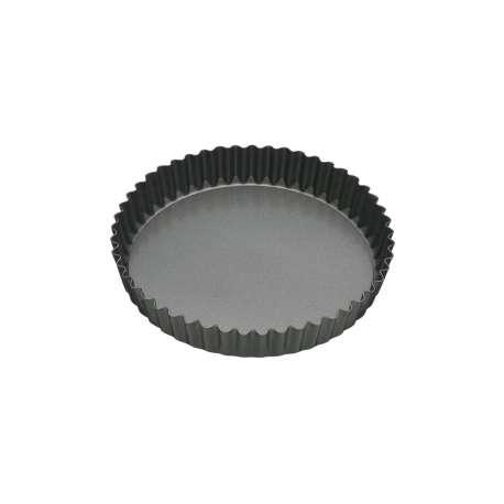 Molde rizado con base extraíble - 18 cm