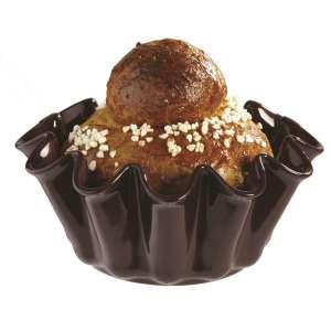 Molde cerámico para brioche/pudding Emile Henry - 23 cm