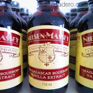 Extracto de vainilla Bourbon de Madagascar - 118 ml