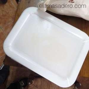 Cubeta de fermentación y tapa - 5 l