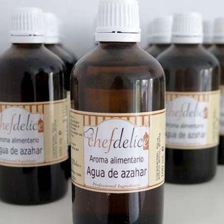 Esencia de agua de azahar Chef Delice - 100 ml