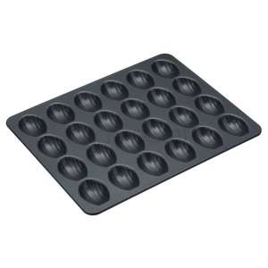 Molde para mini madeleines (24 cavidades)