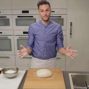 Curso de pan casero con Jordi Morera
