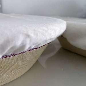 Funda de algodón para banneton 2 kg alargado