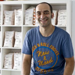Andres Bonilla Rueda - fundador de El Amasadero